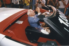 Zora Arkus-Duntov and the 1 Millionth Corvette