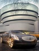 2004 Buick Velite Concept at New York's Guggenheim