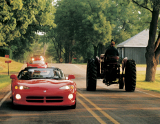 Viper and Tractor