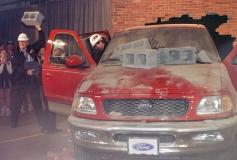 Ford Motor Company President Ed Hagenlocker