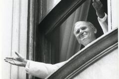 Pope John Paul visit to New York