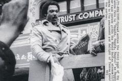 1977 Reggie Jackson Parade