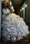 Coffee Filter Dress