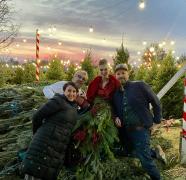 Christmas Tree team 2019