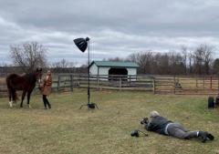 Lauren and Horse 2020