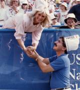 Linda Evans US Open