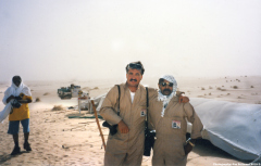 Desert Saudi