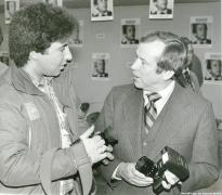 Iowa Caucus with Sen. Howard Baker