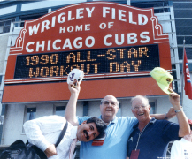 Wrigley All Star Game