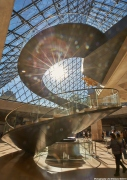 Louvre Stairway
