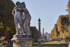 Statues of Paris