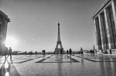 Eiffel Tower from the Trocadéro