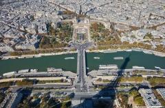 Eiffel Sundial
