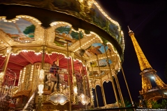 Carousel of the Eiffel Tower