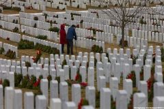 Wreath Day at MI National Cemetery