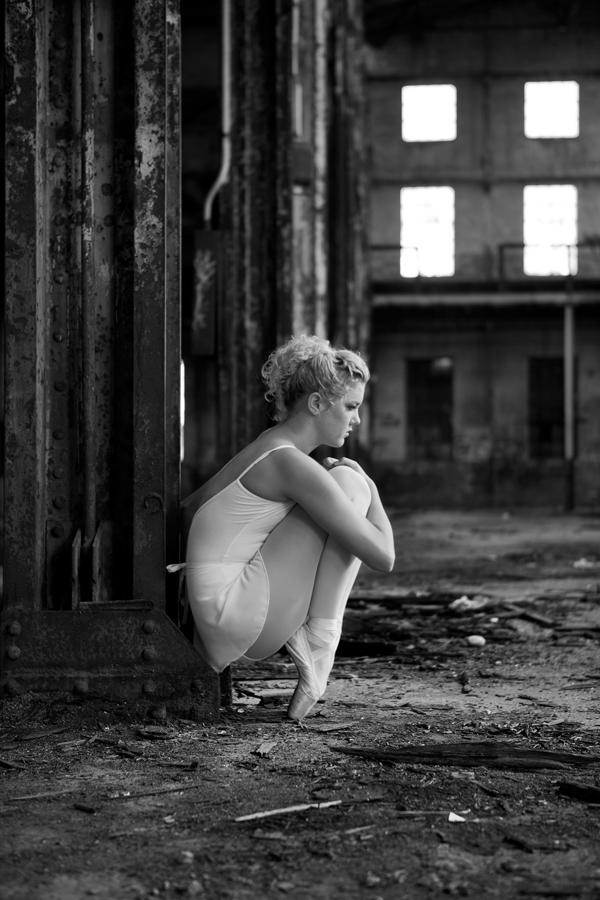 """Lost Ballerina"""